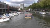 Bristol yacht harbor Footage