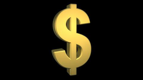 dollar 01 Stock Video Footage