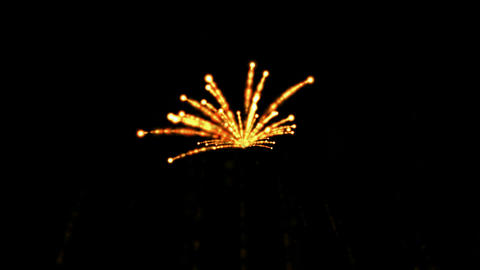 Fireworks,Celebrations,weddings,Christmas,joy,happiness,y... Stock Video Footage