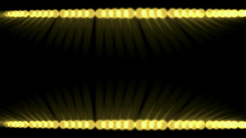 scroll balls and disco rays light,concert stage laser Animation