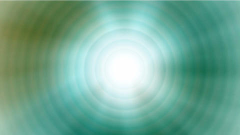 blue tunnel hole and sound pulse,rays laser light Stock Video Footage