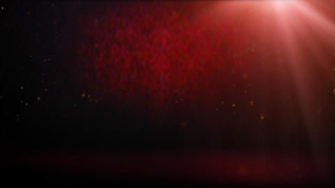 classical red wall Stock Video Footage
