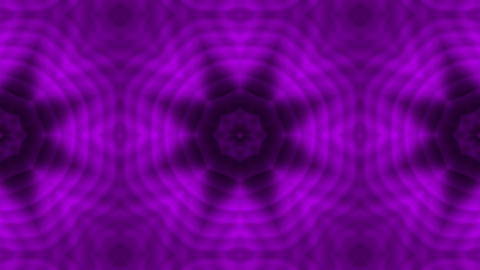 purple snowflake flower pattern,spiderweb fiber optic wire Stock Video Footage