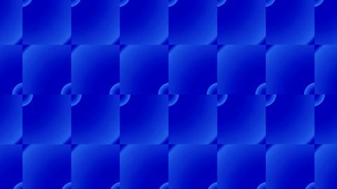 blue rectangle flooring bricks array,grid cloth mosaics... Stock Video Footage