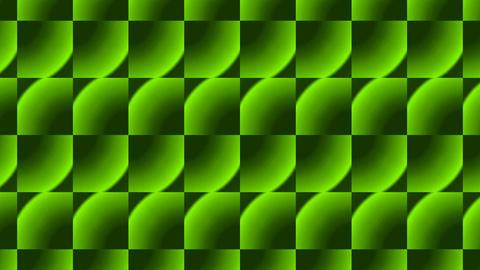 green rectangle flooring bricks array,grid cloth mosaics... Stock Video Footage