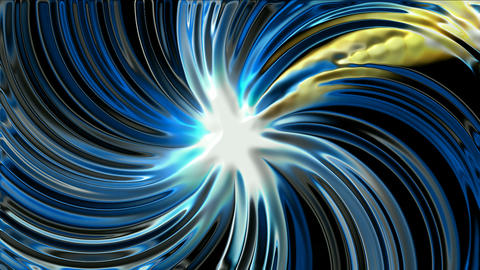 swirl mercury fiber optic and rays light,laser weapon,radar systerm,energy tunnel Animation