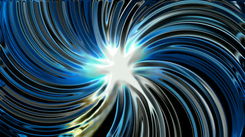 swirl mercury fiber optic and rays light,laser... Stock Video Footage