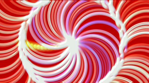 rotation round fiber optic launch rays light,laser... Stock Video Footage
