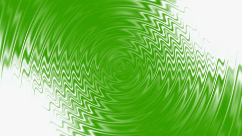 green water ripple & abstract crease waves Stock Video Footage