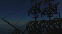 幽霊船 Animation