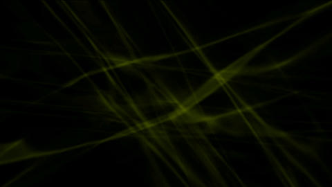 yellow lightning magnetic energy field & fibre optic... Stock Video Footage