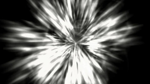 explosion and lightning in universe,swirl cyclone &... Stock Video Footage