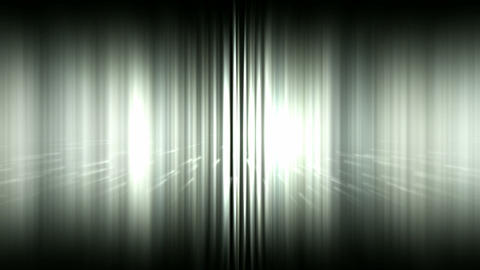 dazzling noise rays light & particles in space,audio... Stock Video Footage