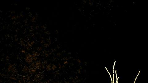 fireworks,festival.Festivals,celebrations,weddings,flame,... Stock Video Footage