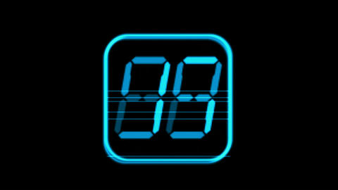blue number,counter,time.rank,stock,market,statistics,computing,mathematics,vj,beautiful,art,decorat Animation
