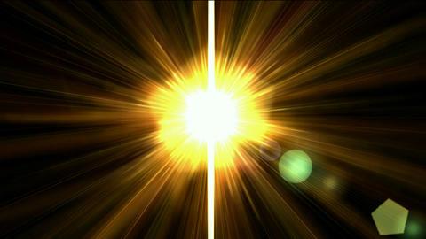 golden sunlight,corona,eclipse,ray lasr light Animation