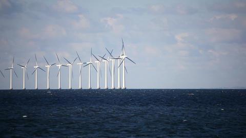 Renewable energy Footage