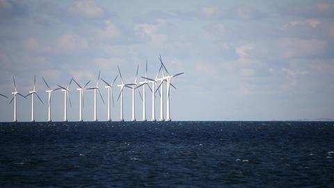 Renewable energy Stock Video Footage