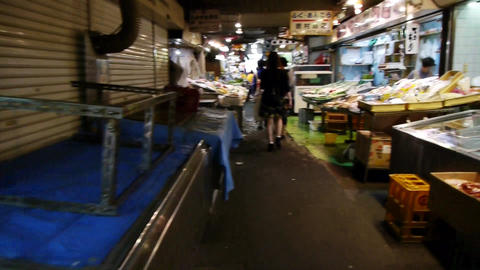 pov shopping street tsuruhashi osaka japan 02 Live Action