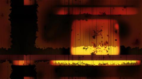 Damaged Film Grunge 1– Loopable Background Image