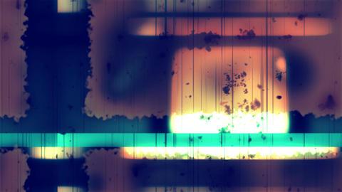 Damaged Film Grunge 2– Loopable Background stock footage