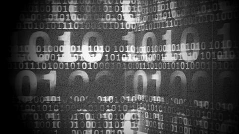 Binary Domain Damage 01 stock footage