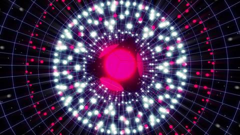 VJ Loops Color Energy Spheres 4K 0