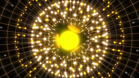 VJ Loops Color Energy Spheres 4K 2