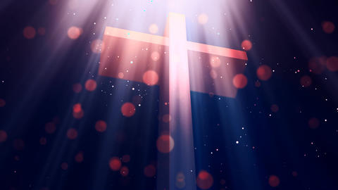 Worship Heavenly Cross 2 Animation