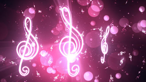 Music Notes 2 Animation