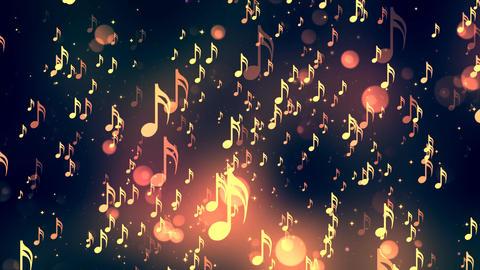 Music Notes 2 C Animation