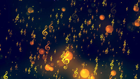 Music Notes 2 A Animation
