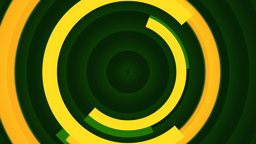 Organic Circles 2 stock footage