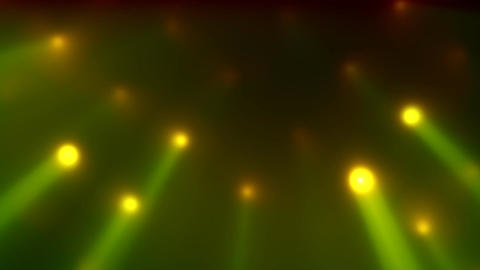 Party Lights 1 stock footage