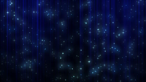 Abstract particle background Animation