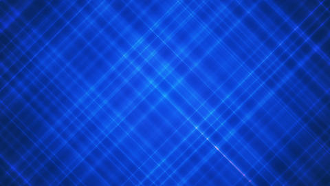 Broadcast Intersecting Hi-Tech Slant Lines, Blue, Abstract, Loopable, HD Animation