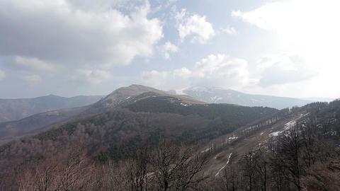 Mountain time lapse Footage
