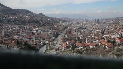 Sarajevo Footage