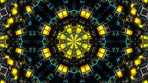VJ Loops Color Kaleidoscope 0