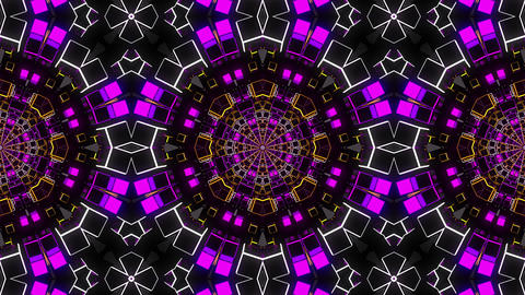 VJ Loop Kaleidoscope 19 Animation
