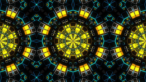 VJ Loop Kaleidoscope 15 Animation