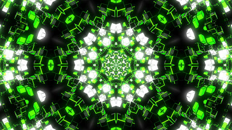 VJ Loop Kaleidoscope 11 Animation