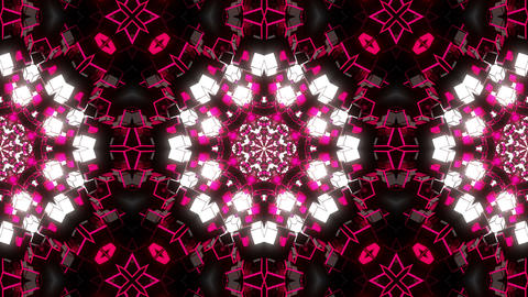 VJ Loop Kaleidoscope 01 Animation