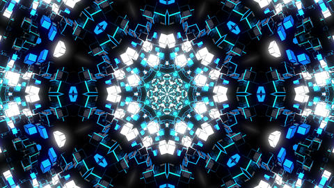VJ Loop Kaleidoscope 08 Animation