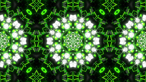 VJ Loop Kaleidoscope 05 Animation