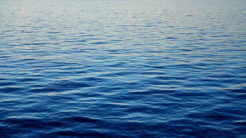 blue waves Footage