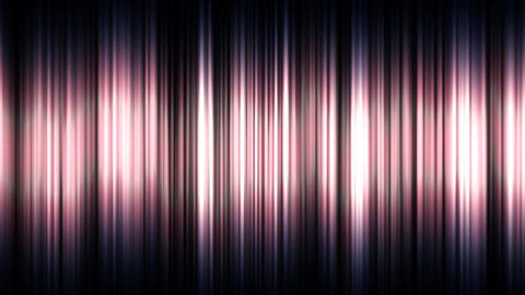 Pink Waves of Music Animation