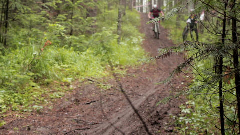 Cross Country 23 Footage