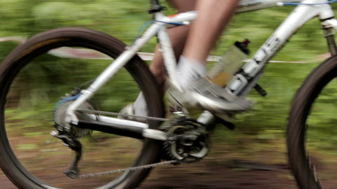 Cross Country 30 stock footage