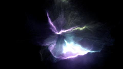Colorful electrical Animation